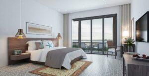 Giường ngủ MDF giá rẻ