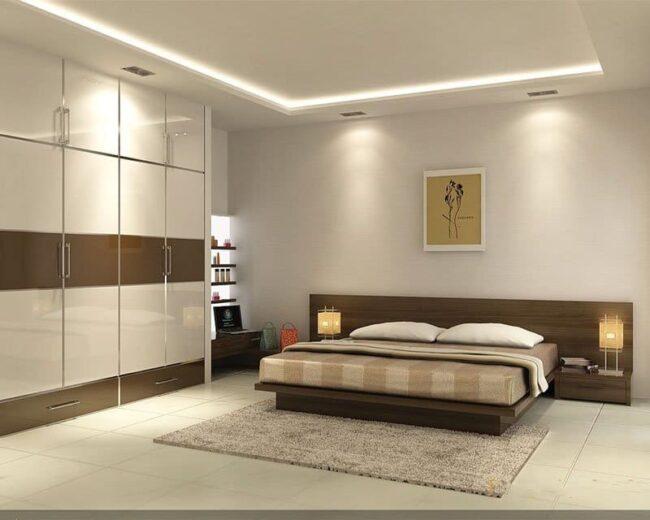 Giường ngủ giá rẻ mdf
