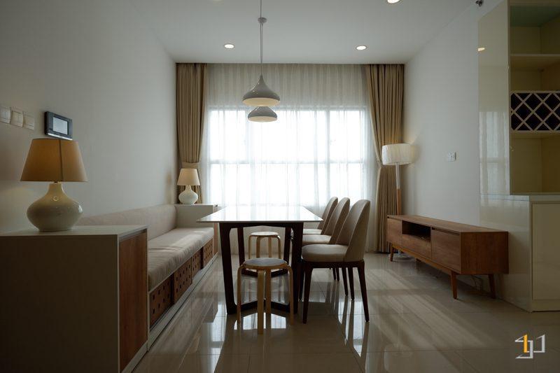 Hoàn thiện thi công nội thất phòng khách tổng thể