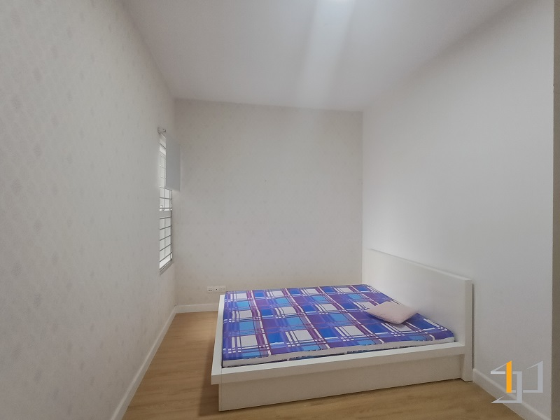 Hiện trạng phòng ngủ Master căn hộ
