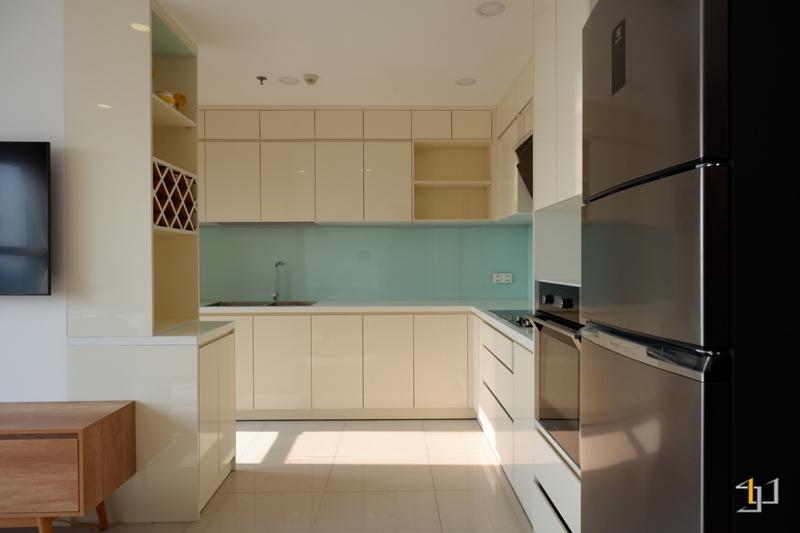 Hoàn thiện thi công nội thất tổng thể căn bếp
