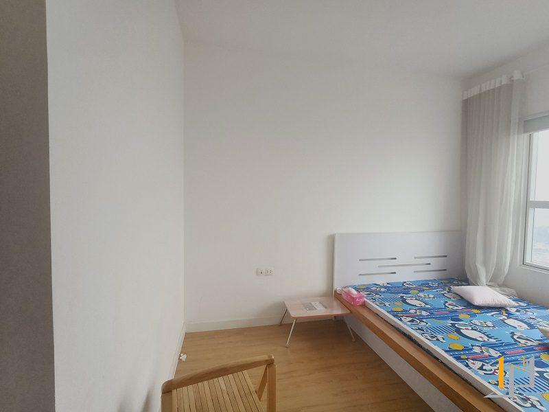 Hiện trạng phòng ngủ nhỏ căn hộ