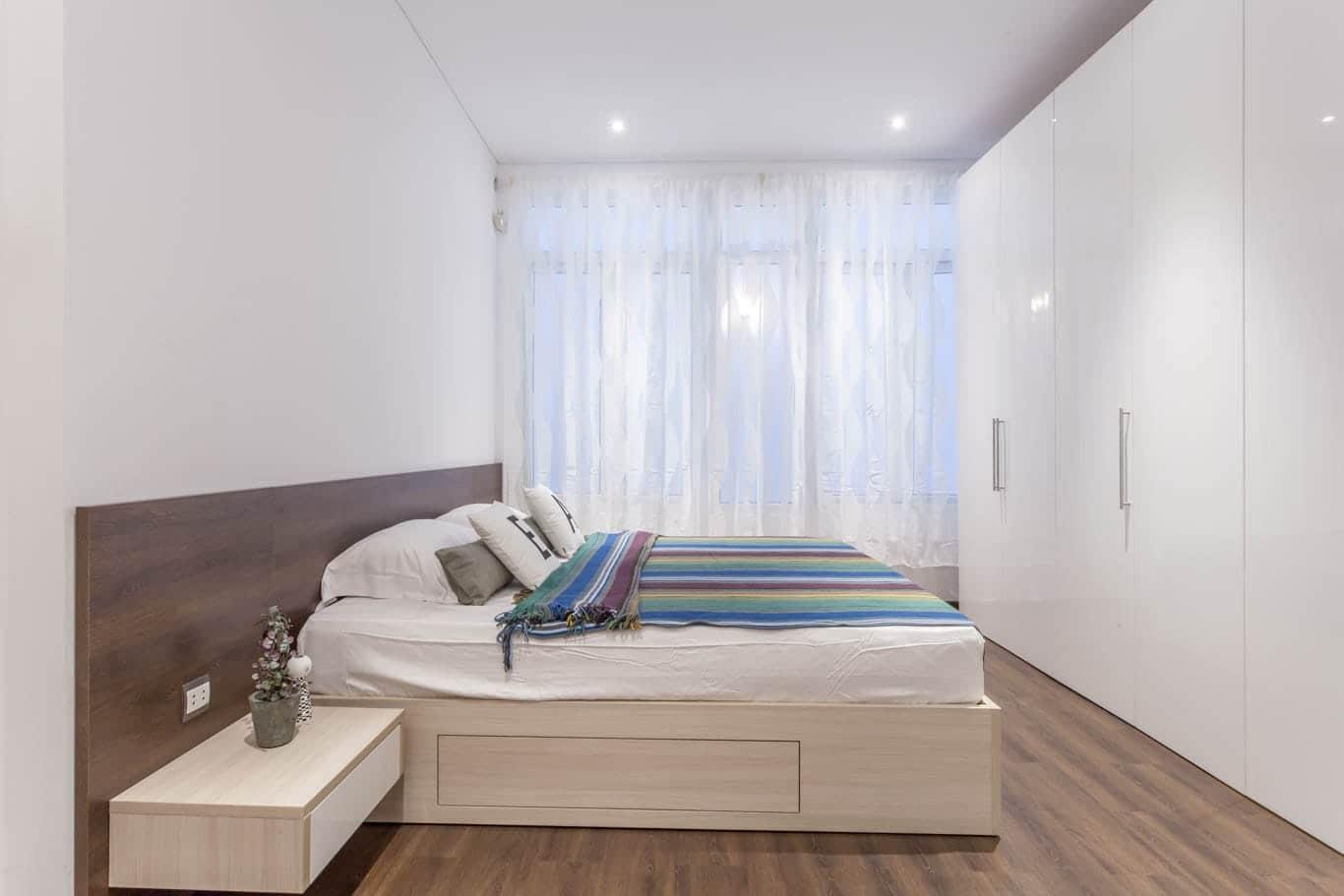 bố trí giường ngủ đúng cách, hợp phong thủy - hình 02