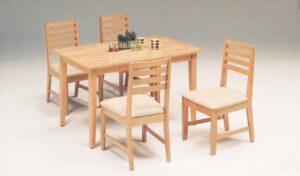 bàn ăn 4 chổ