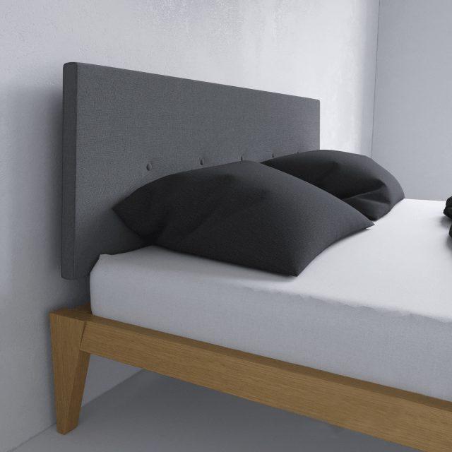 Giường ngủ gỗ sồi - GN16