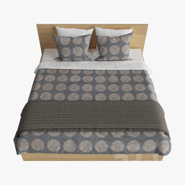 Giường ngủ GN06