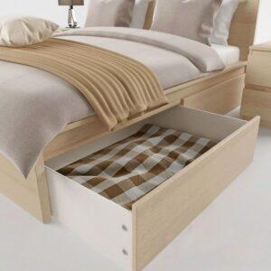 Giường ngủ ngăn kéo GN28