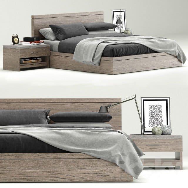 Giường ngủ GN10