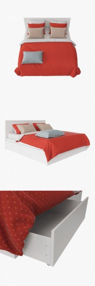 Giường ngủ GN11