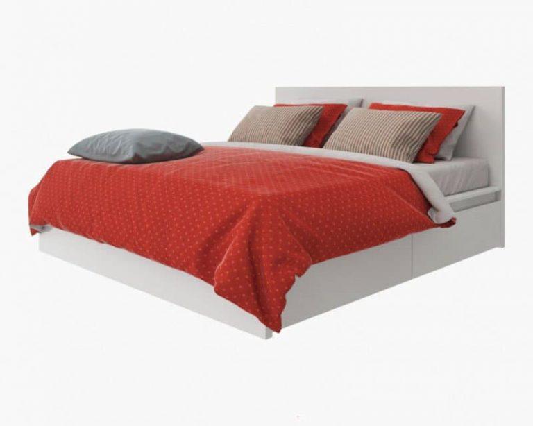 Giường ngủ HDF GN11