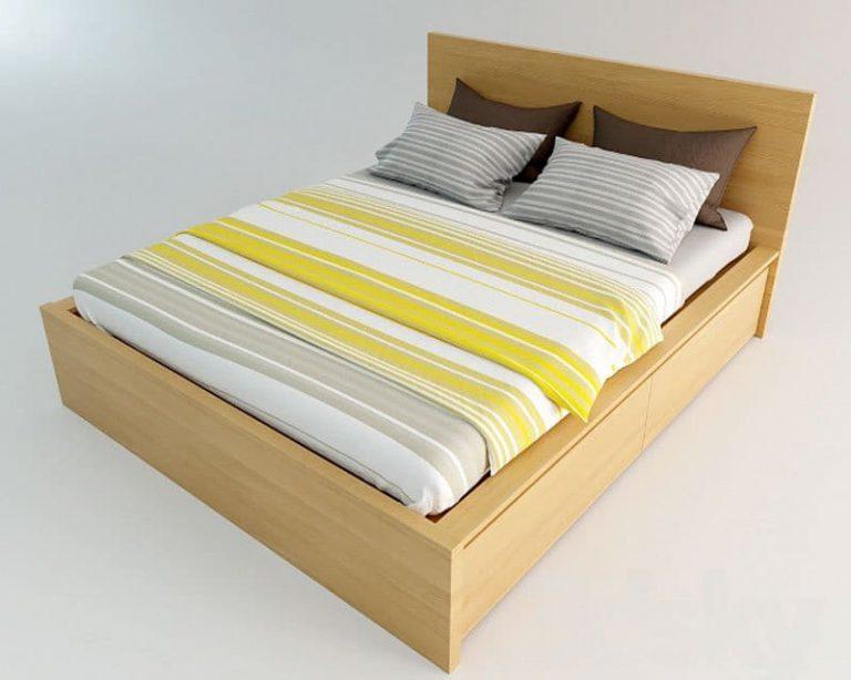 Giường ngủ GN12