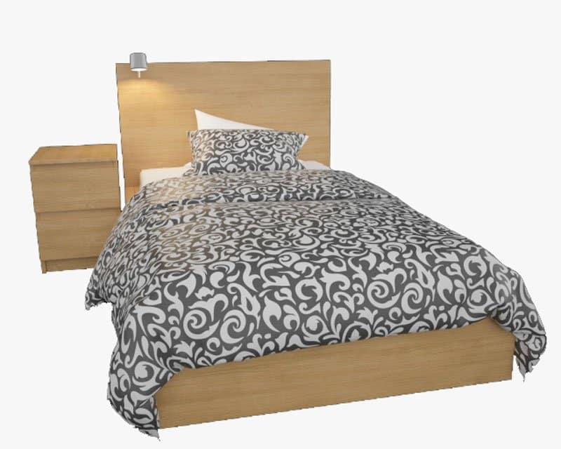 giường đơn - GN22