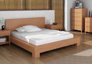 giường khách sạn gỗ công nghiệp