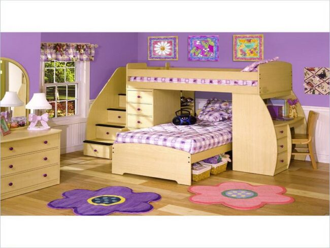 mẫu giường tầng giá rẻ