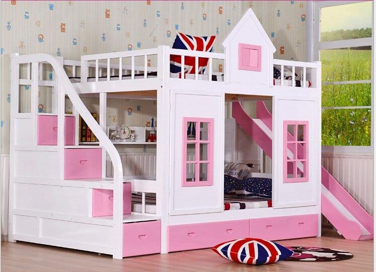 giường tầng đẹp giá rẻ