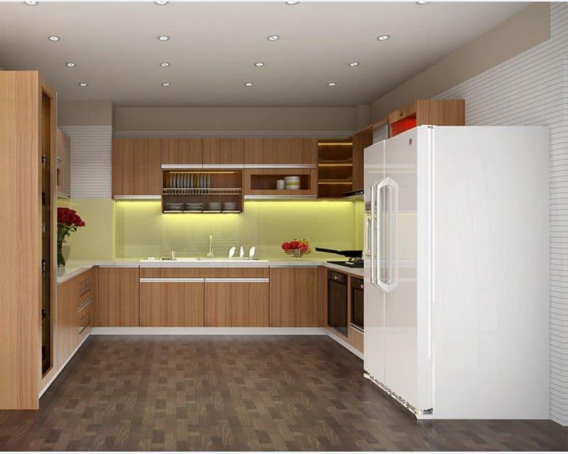 tủ bếp 18