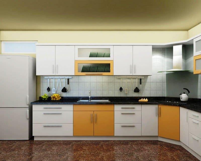 tủ bếp mfc chống ẩm