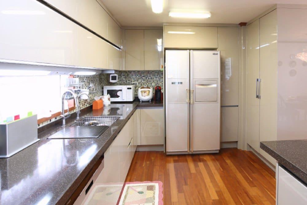 mẫu nhà bếp đẹp S-housing