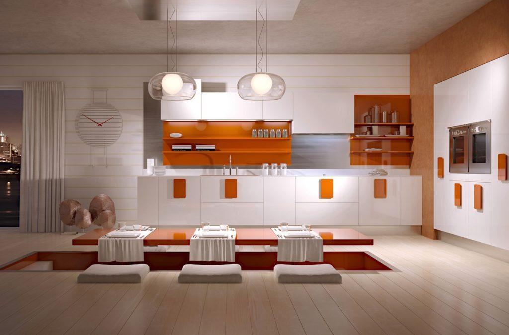 Mẫu Nhà Bếp Đẹp Hút Hồn Từ Âu Đến Á - Hình 15