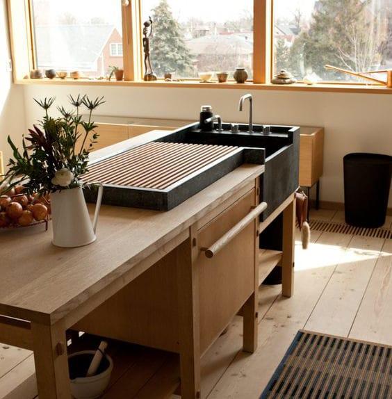 Mẫu Nhà Bếp Đẹp Hút Hồn Từ Âu Đến Á - Hình 12