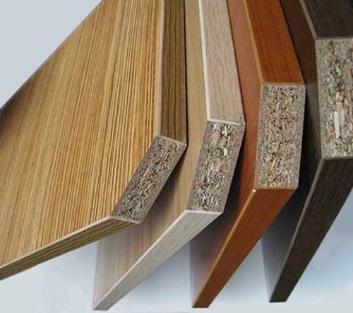 Ván gỗ tủ bếp mfc phủ melamine