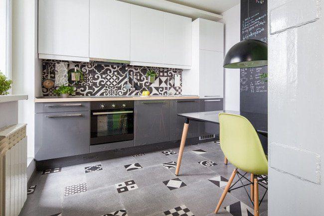 Mẫu tủ bếp Acrylic đẹp nhất 2017