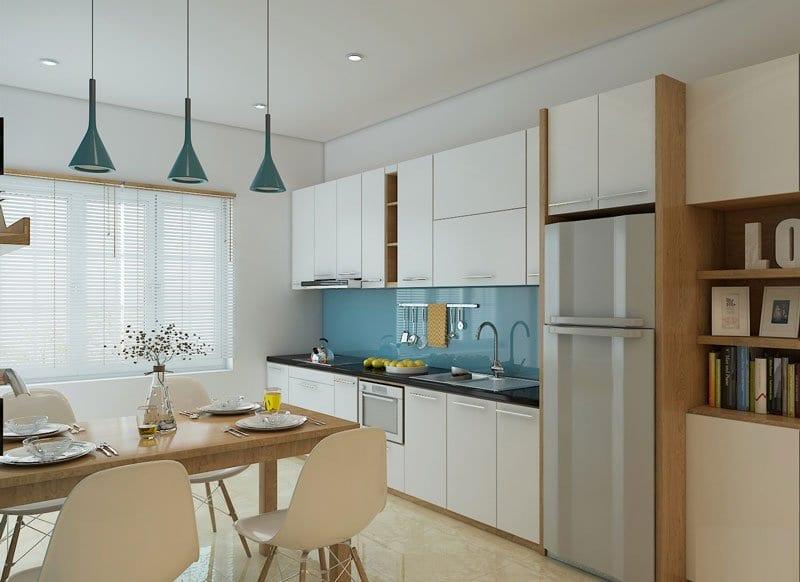 tủ bếp giá rẻ S-housing