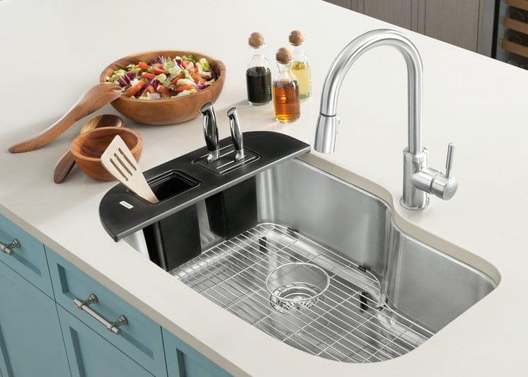 Mẫu thiết kế tủ nhà bếp thông minh - hình 04