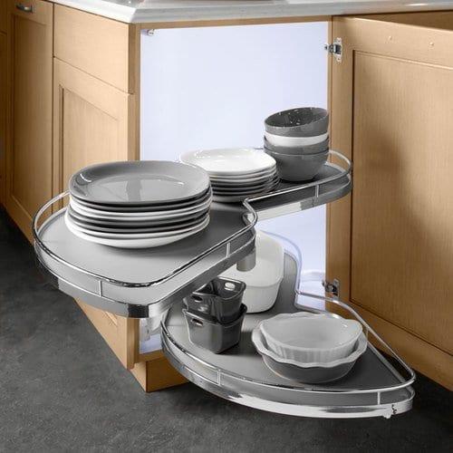 phụ kiện góc tủ bếp