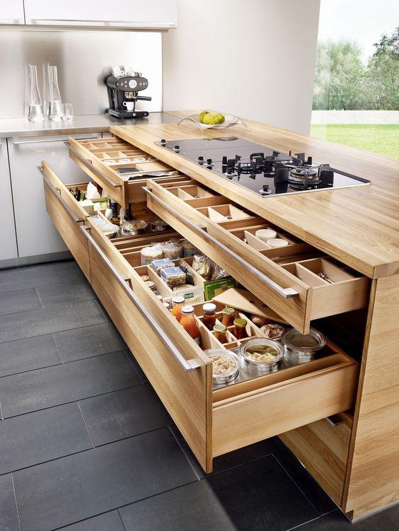 5 ý tưởng thiết kế nhà bếp