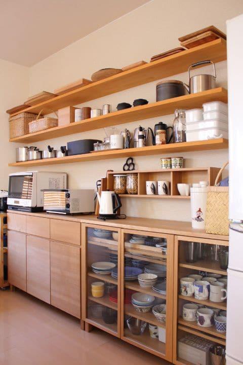 mẫu nội thất nhà bếp