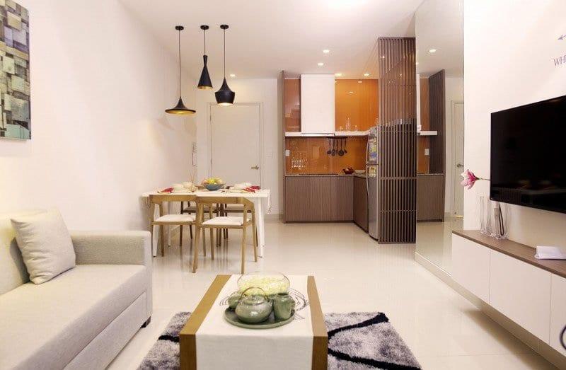 nội thất căn hộ 70m2