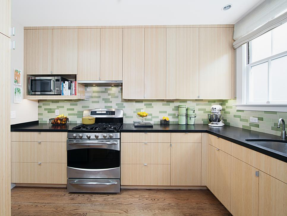 mẫu tủ bếp đẹp gỗ công nghiệp