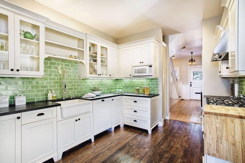 tông màu cho nhà bếp