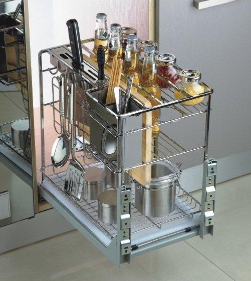 5 loại phụ kiện tủ bếp đẹp - hình 11