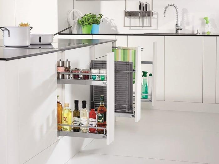 5 loại phụ kiện tủ bếp đẹp - hình 10
