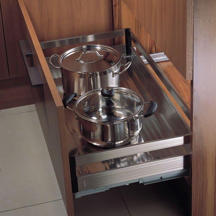 5 loại phụ kiện tủ bếp đẹp - hình 02