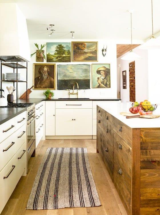 trang trí nhà bếp