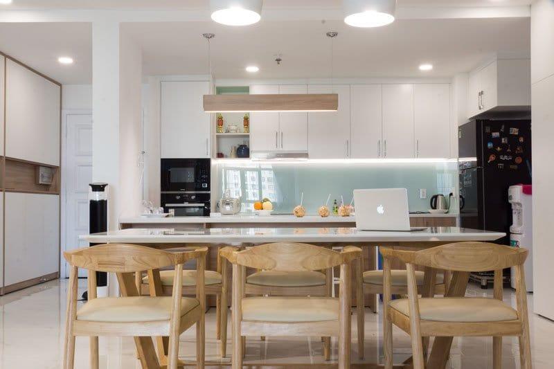 đóng tủ bếp ở đâu đẹp và rẻ