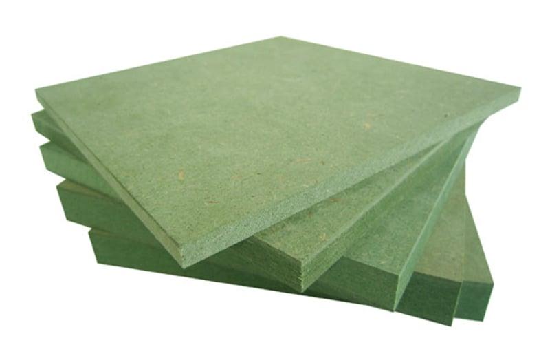 gỗ công nghiệp hdf lỗi xanh chống ẩm