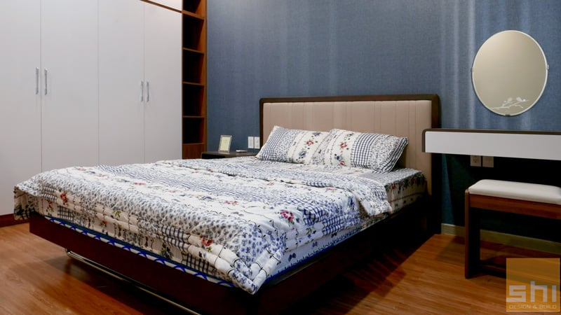 thiết kế thi công nội thất căn hộ chung cư