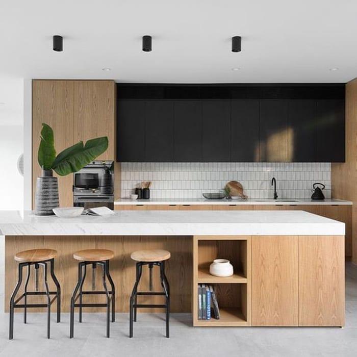 Nguyên tắcthiết kế phòng bếp đẹp - hình 04