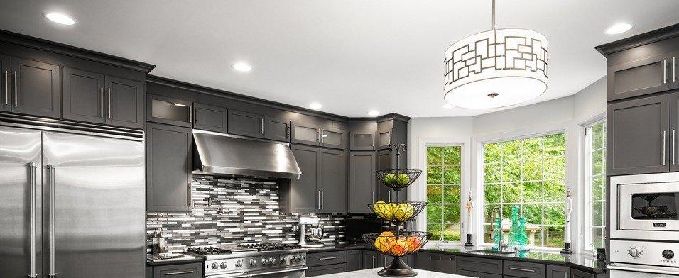 Tủ Bếp Đẹp - Những Mẫu Tủ Nhà Bếp Thông Minh Hiện Nay