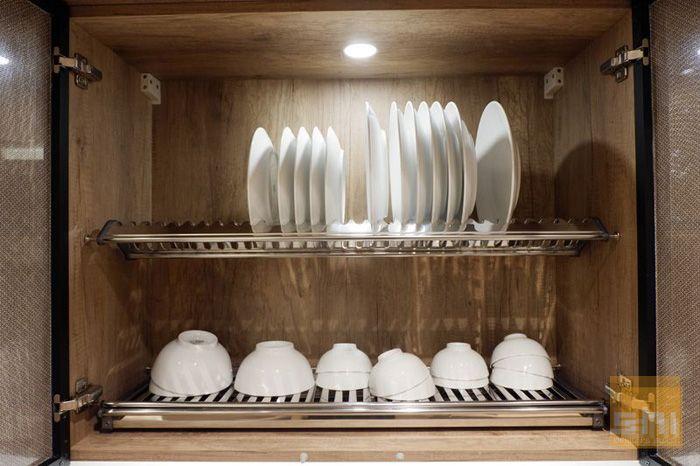kệ chén bát imundex tủ bếp trên - mẫu 01