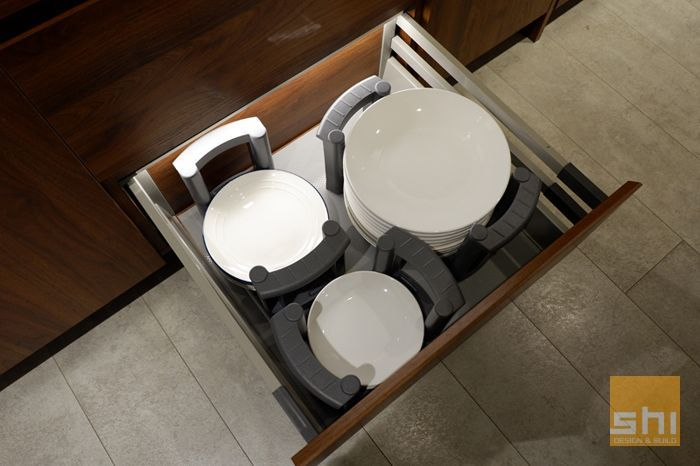 Kệ úp chén bát Imundex tủ bếp dưới - Mẫu 05
