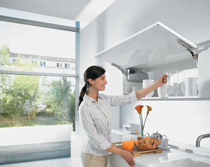 Mẫu Tủ Bếp Đẹp Cho Nhà Nhỏ - Hình 01
