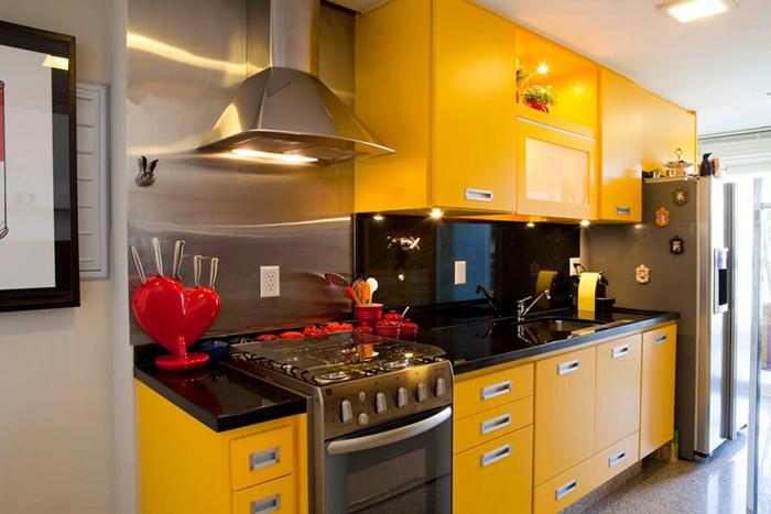 Những Mẫu Tủ Bếp Gỗ Đẹp Nhất 2020 - Hình 01