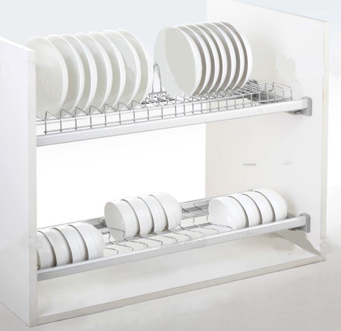Những Mẫu Tủ Bếp Gỗ Đẹp Nhất 2020 - Hình 02