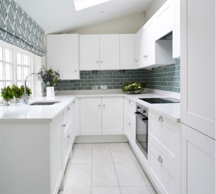 Những Mẫu Tủ Bếp Gỗ Đẹp Nhất 2020 - Hình 05