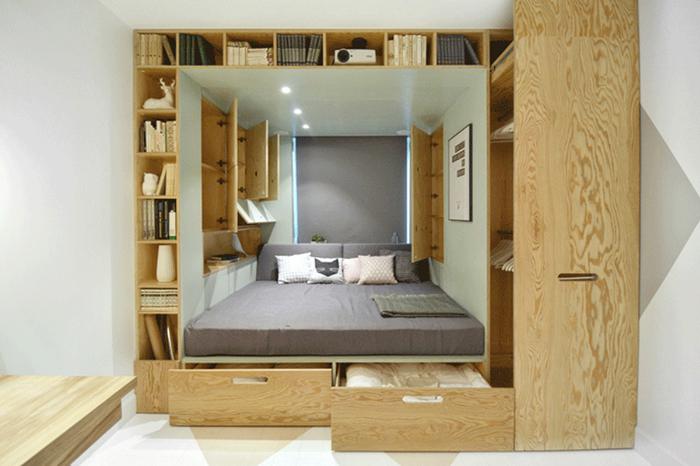 Mẫu Thiết Kế Phòng Ngủ Đẹp - Hình 06